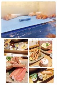 夏ーーーーー!!!!!!!蟹ーーーーーー!!!!!!