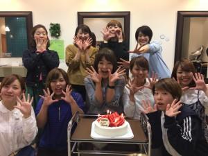 ☆HAPPYBIRTHDAY☆