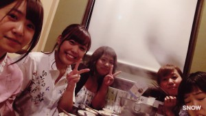 同期会 with岡田さん