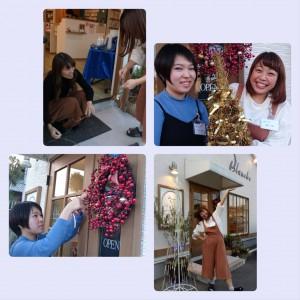 クリスマスが今年もやってくる〜♪